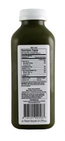 PressedJuicery Kale Facts