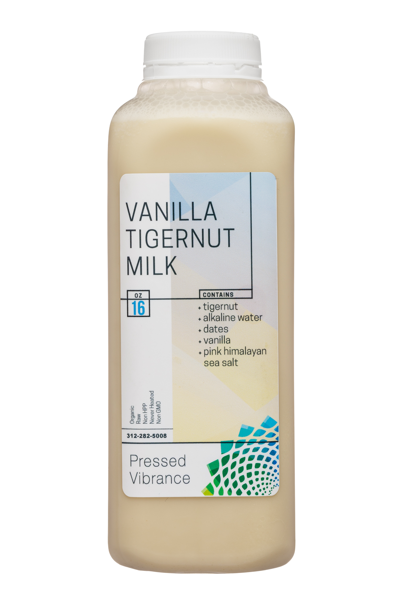Vanilla Tigernut Milk