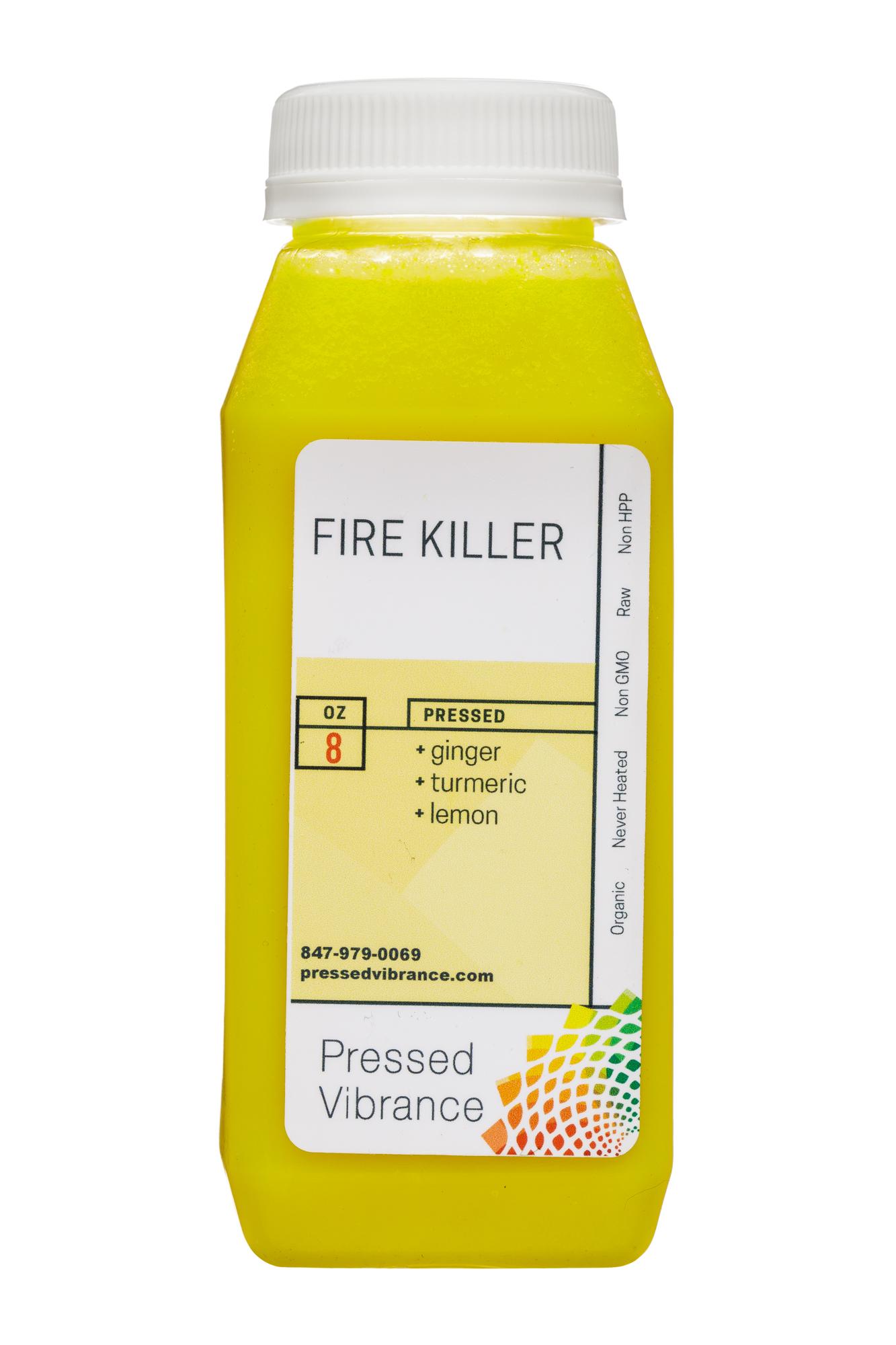 Pressed Vibrance: PressedVibrance-8oz-FireKiller