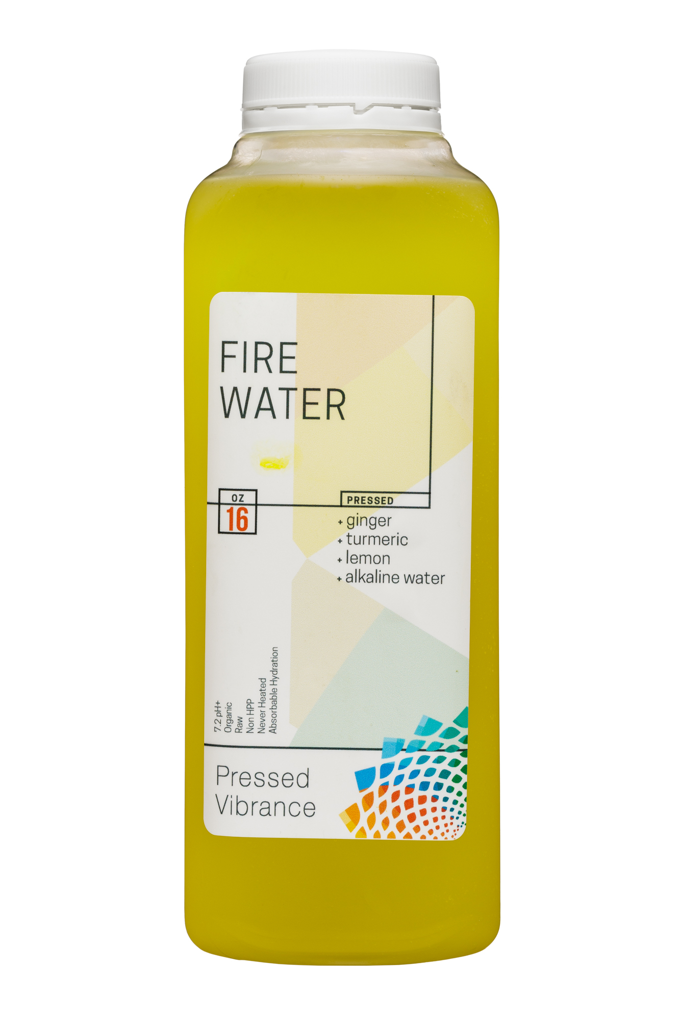 Pressed Vibrance: PressedVibrance-16oz-FireWater