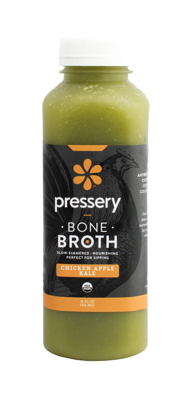 Pressery Bone Broth: PresseryBoneBroth ChickenApple