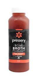 Pressery Bone Broth: PresseryBoneBroth BeefOrange