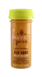 Flu Shot Wellness Shot