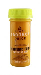 Turmeric Tonic Wellness Shot