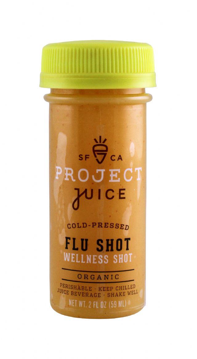Project Juice: ProjectJuice FluShot Front