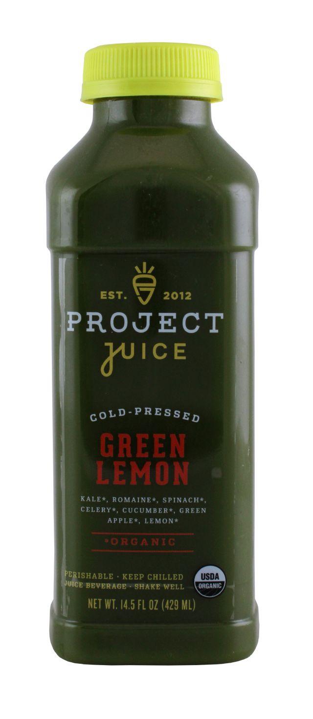 Project Juice: ProjectJuice GreenLemon Front