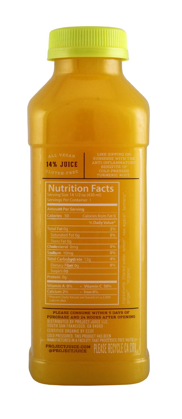 Project Juice: ProjectJuice TumLem Facts