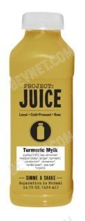 Project Juice: Turmeric Mylk