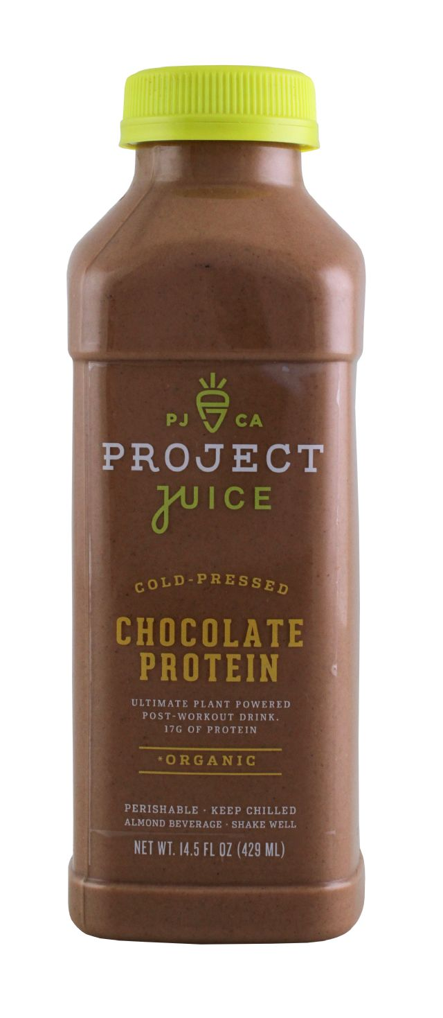 Project Juice: ProjectJuice ChocoProt Front