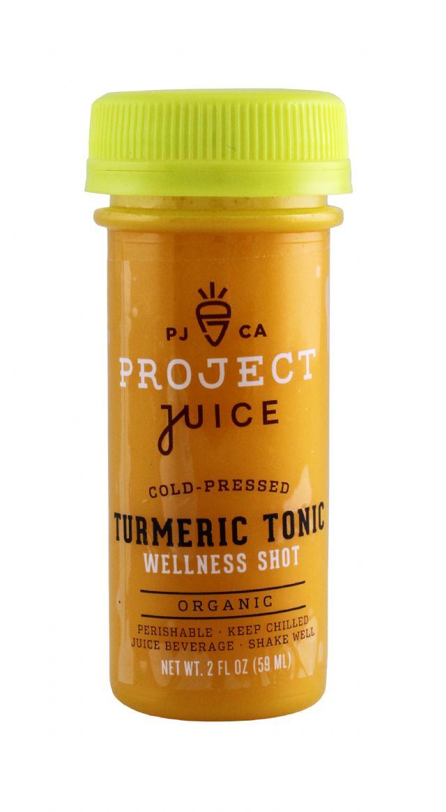 Project Juice: ProjectJuice TumericTonic Front