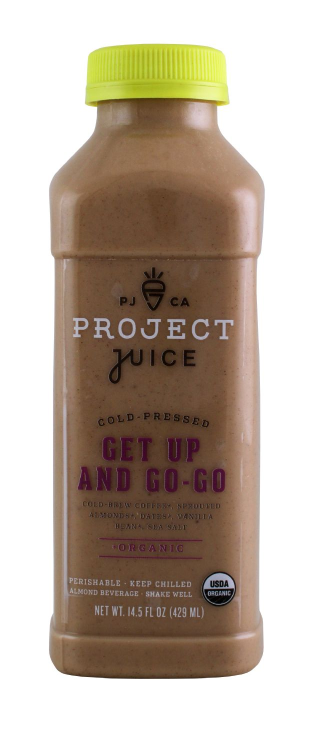 Project Juice: ProjectJuice GetUp Front