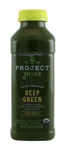 Project Juice: ProjectJuice DeepGreen Front