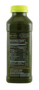 ProjectJuice GreenGinger Facts