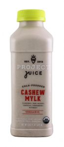 Project Juice: ProjectJuice CashewMylk Front