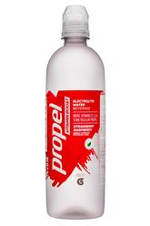 Strawberry Raspberry Electrolyte Water
