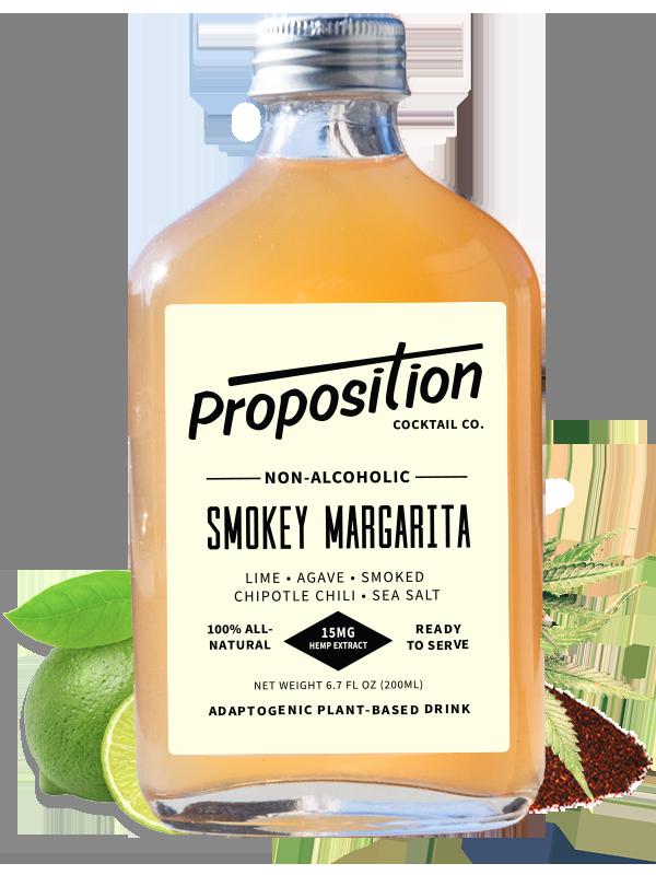 Smokey Margarita CBD 15mg