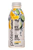 ProteinWater-17oz-LemonLime-Front