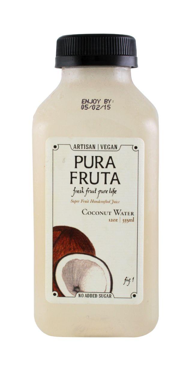 Pura Fruta: Pura Coco Front