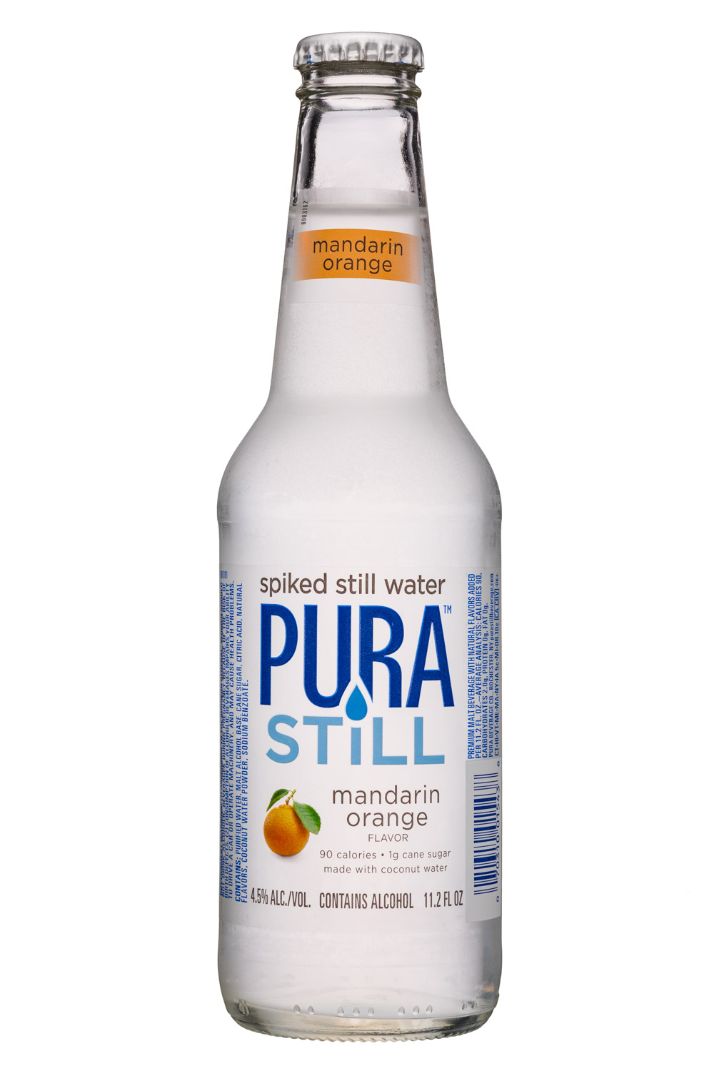Pura Still - Mandarin Orange