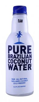 Pure Brazilian Coconut Water: