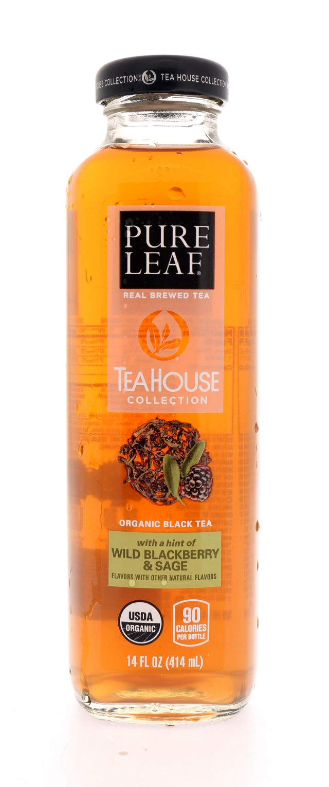 Pure Leaf TeaHouse Collection: PureLeaf OrganicWildBlackSage Front