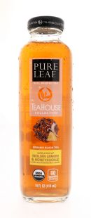 Pure Leaf TeaHouse Collection: PureLeaf OrganicBlack Front
