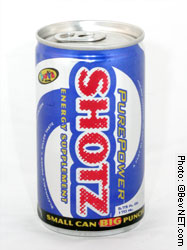 Pure Power Shotz