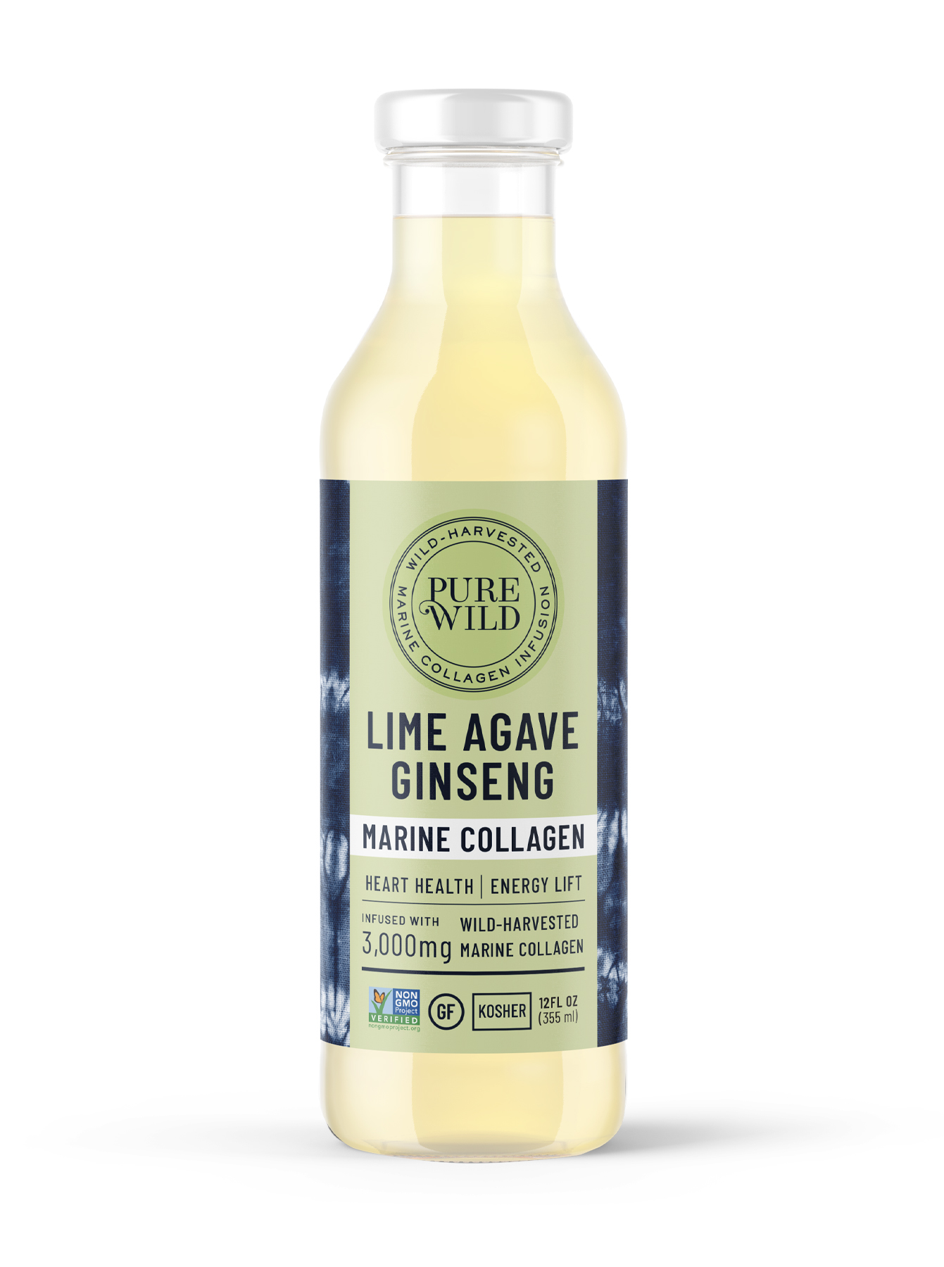 Lime Agave Ginseng Collagen