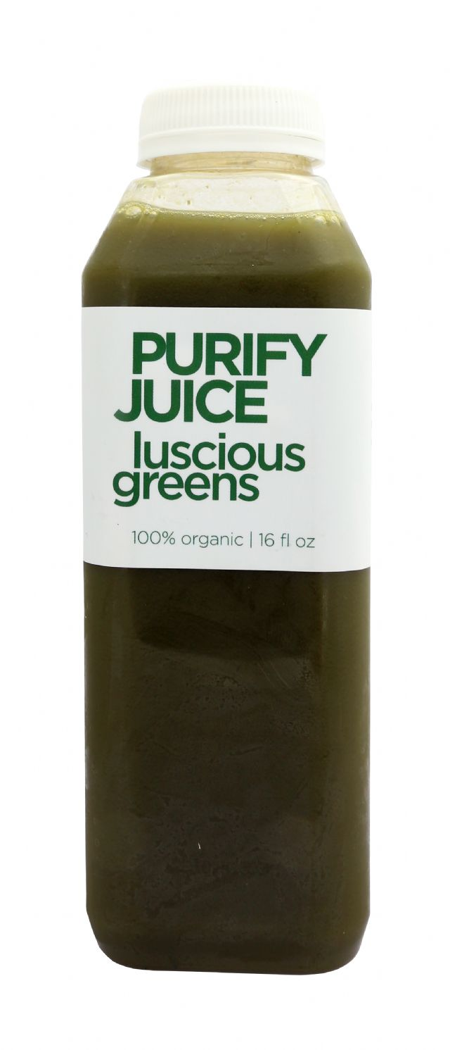 Pulp Kitchen Juice: Purify LusGreen