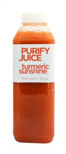 Pulp Kitchen Juice: Purify Turmeric