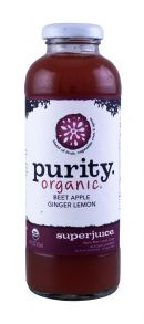 Purity Organic Superjuice: Purity BeetLemon Front