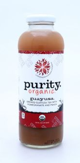 Guayusa with Pomegranate & Peach
