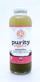 Purity Organic Teas: Purity MatchaHib Front