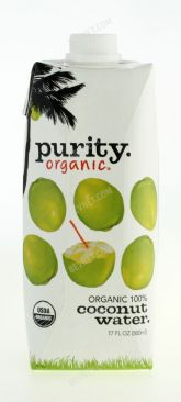 Purity Organic 100% Coconut Water