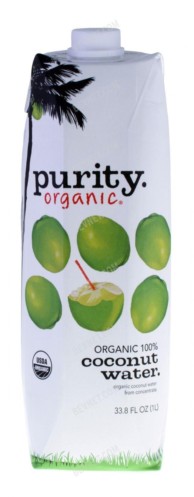 Purity Organic Juices: