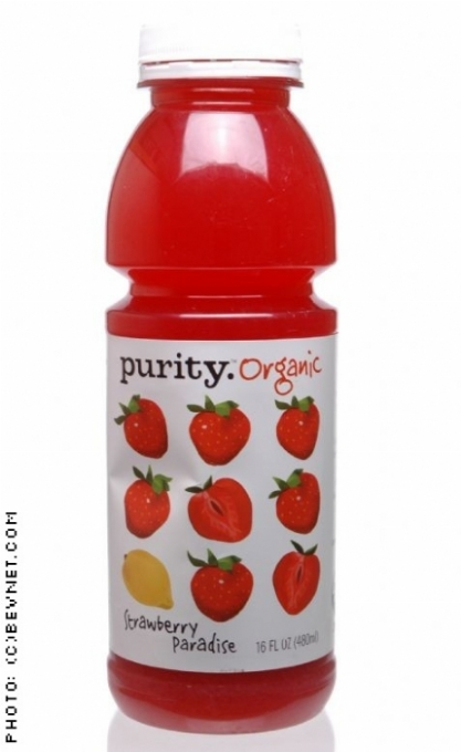 Purity Organic Juices: purity-strawberrypar.jpg