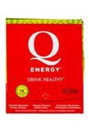 Q Energy: QEnergy-10pck-CitronLime-Front
