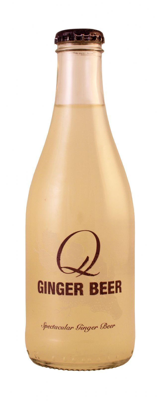 Q Drinks: Q GingerBeer Front