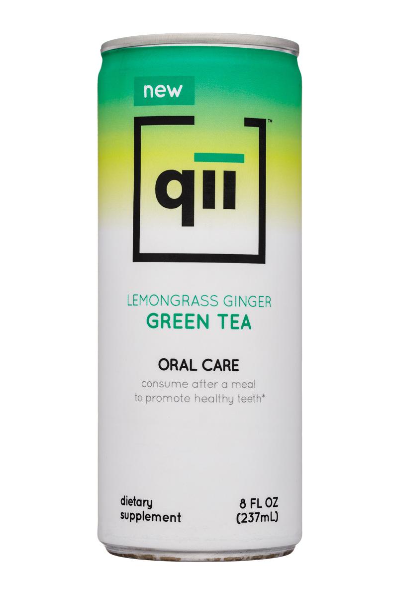 Lemongrass Ginger Green Tea