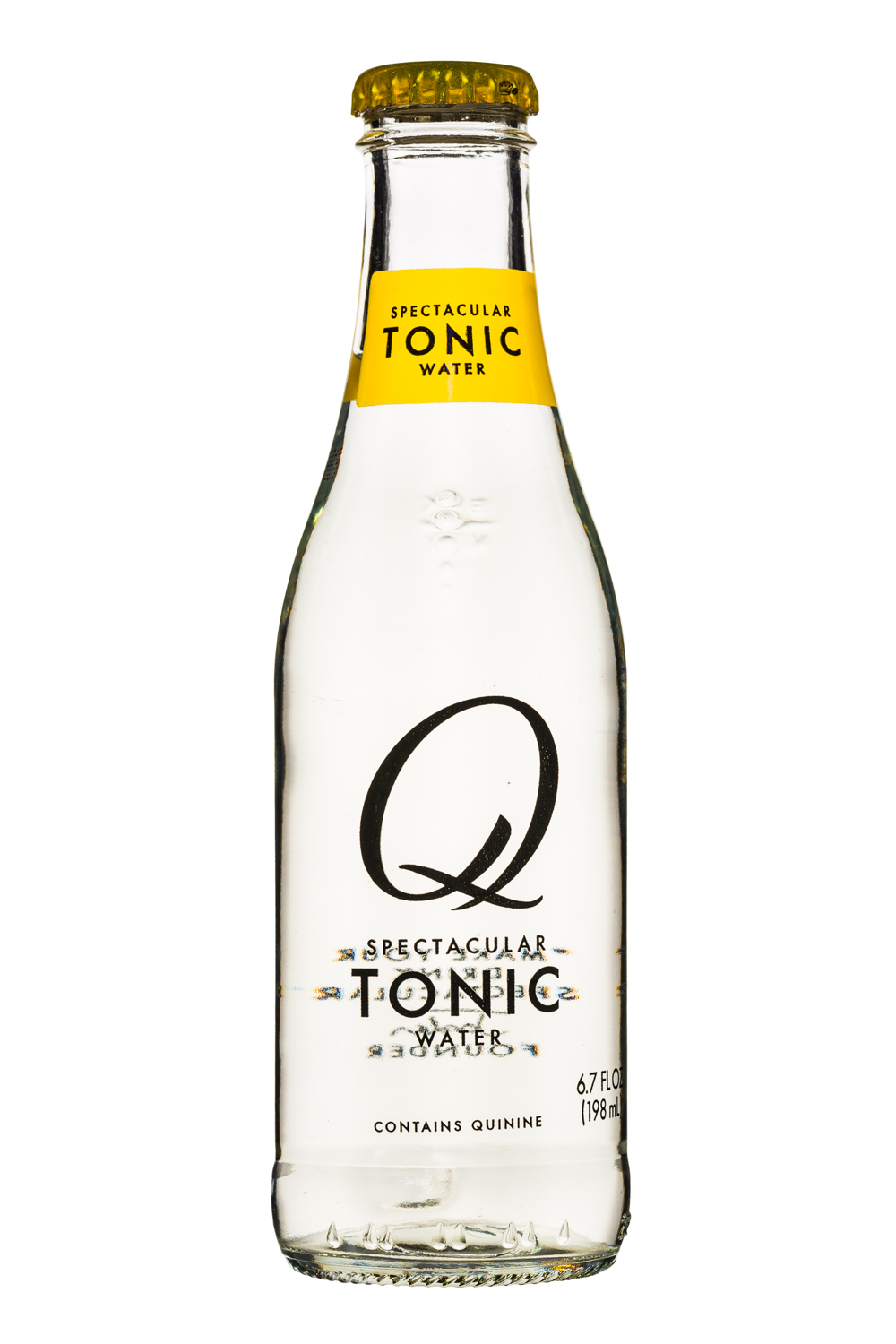 Q drinks: Q-Spectacular-7oz-Tonic-Front