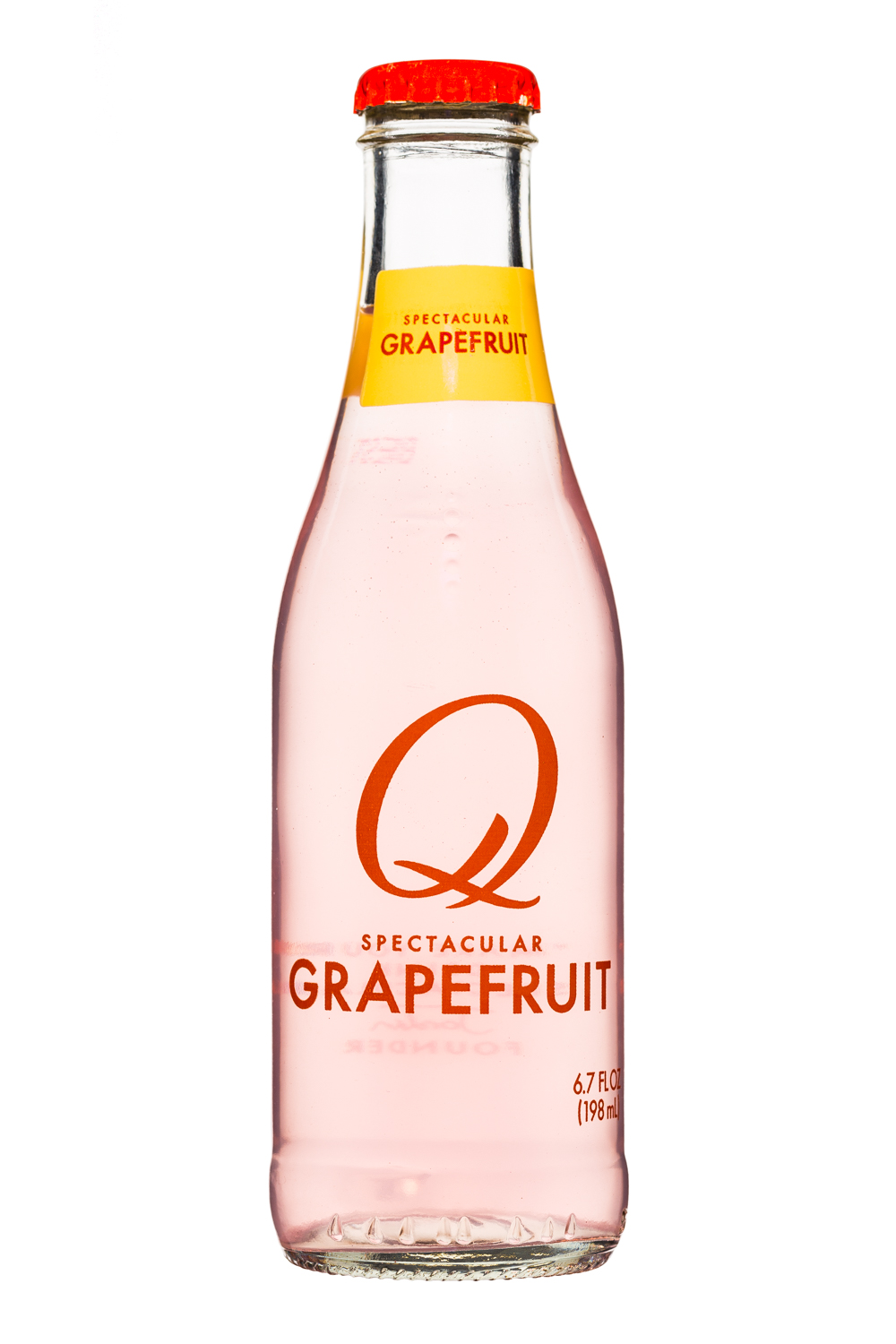 Q drinks: Q-Spectacular-7oz-Grapefruit-Front