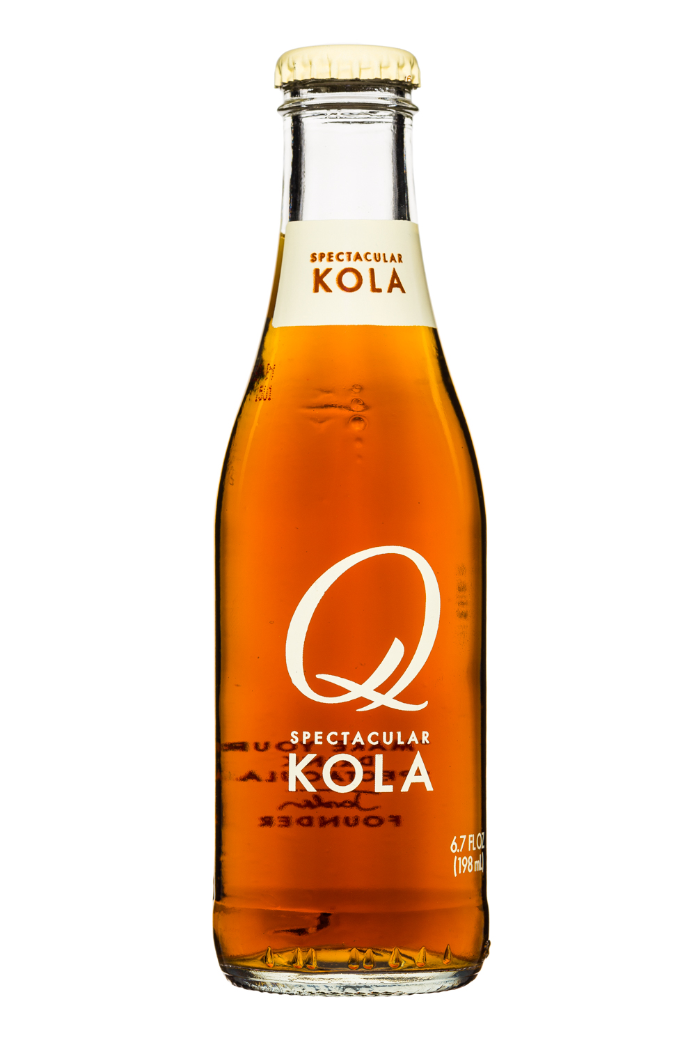 Q drinks: Q-Spectacular-7oz-Kola-Front