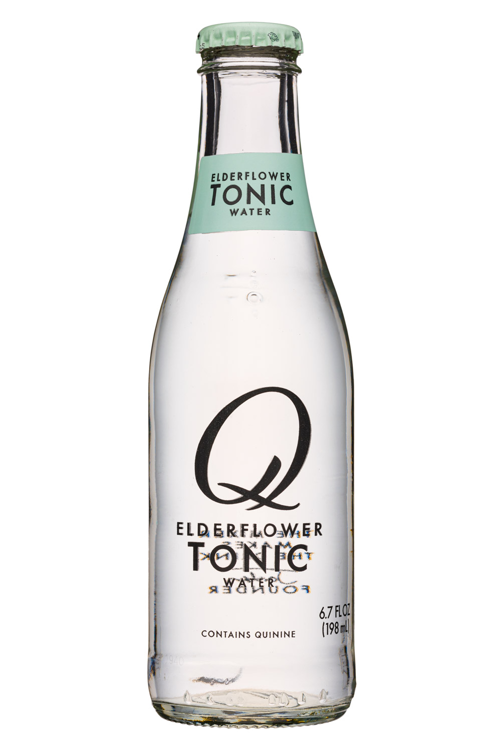 Q drinks: QDrinks-7oz-Tonic-Elderflower-Front