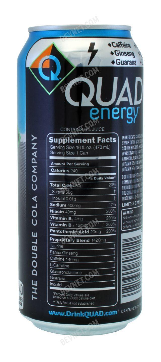 QUAD Energy: