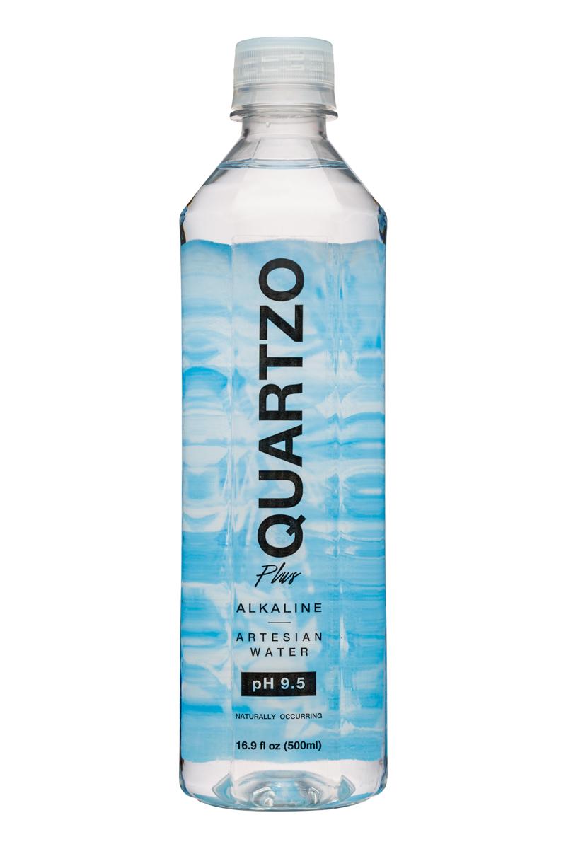 Quartzo: Quartzo-17oz-AlkalineWater
