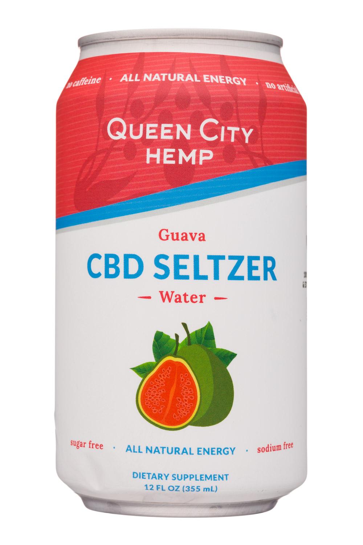 Guava - CBD Seltzer