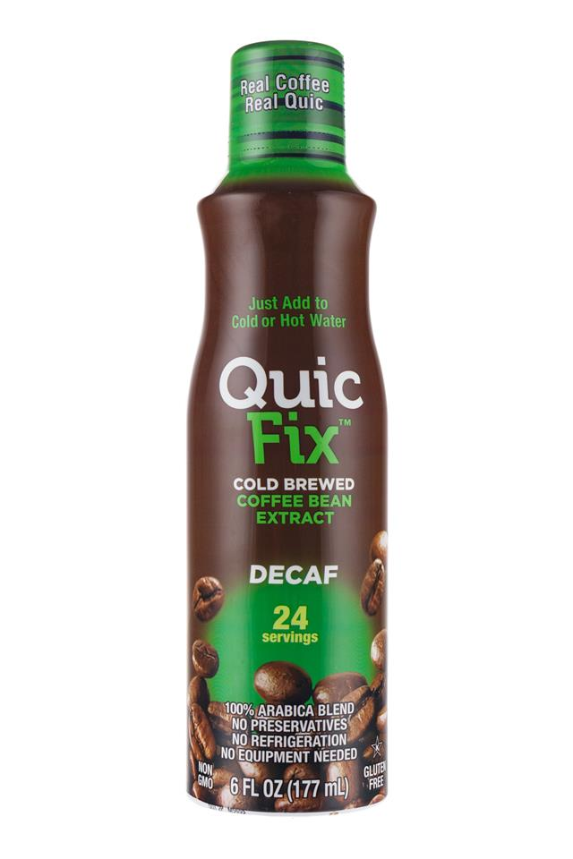 QuicFix: QuicFix-ColdBrewed-Decaf-Front