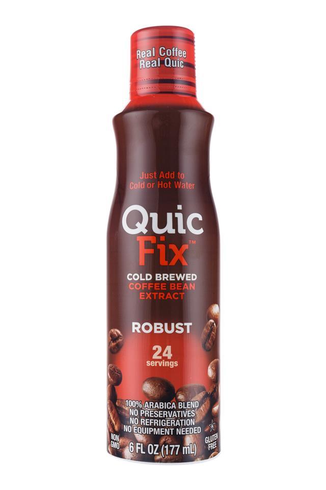 QuicFix: QuicFix-ColdBrewed-Robust-Front
