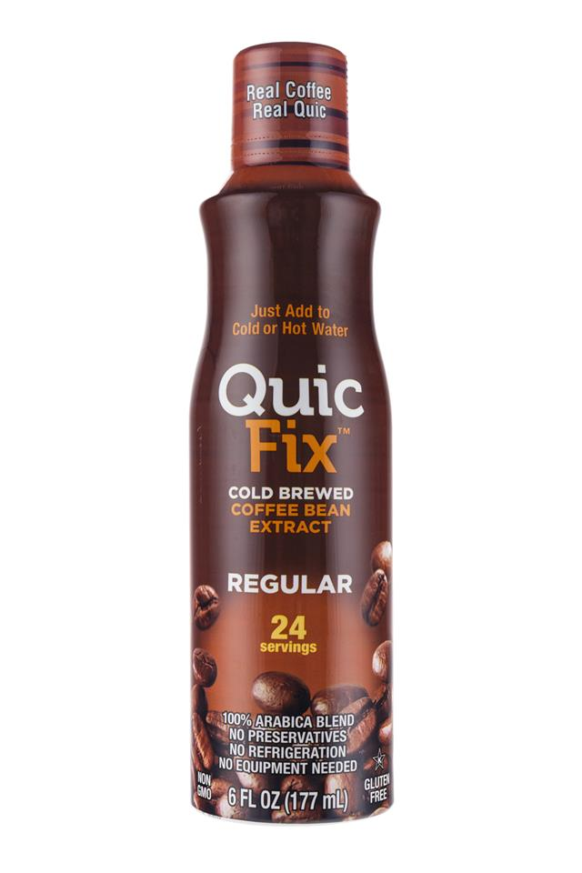 QuicFix: QuicFix-ColdBrewed-Regular-Front