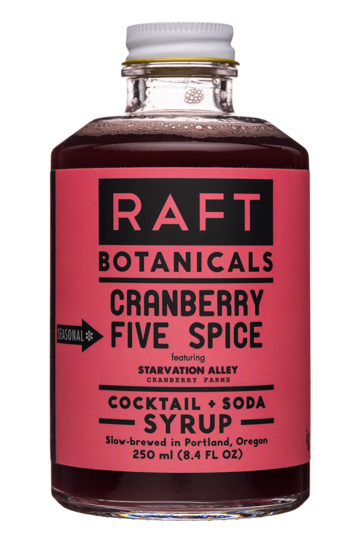 Cranberry Five Spice